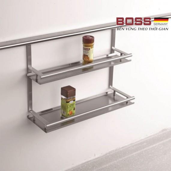 Giá để gia vị dạng treo BOSS BGF 2301